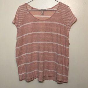 Women's Forever 21 dressy short sleeved top